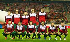 131015 Belgium v Wales