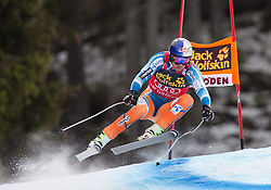 19.12.2013, Saslong, Groeden, ITA, FIS Ski Weltcup, Groeden, Abfahrt, Herren, 2. Traininglauf, im Bild Aksel Lund Svindal (NOR) // Aksel Lund Svindal of Norway in action during mens 2nd downhill practice of the Groeden FIS Ski Alpine World Cup at the Saslong Course in Gardena, Italy on 2012/12/19. EXPA Pictures © 2013, PhotoCredit: EXPA/ Johann Groder