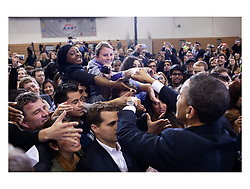 """Pete Souza releases a photo on Instagram with the following caption: """"According to news reports, aides say Comrade Minus is \u201ctired\u201d after two years in office. At the exact same point in his Presidency\u2014March 30, 2011\u2014President Obama certainly wasn\u2019t tired after giving a speech on energy security at Georgetown University. \ud83d\ude0e #ThrowShadeThenVote"""". Photo Credit: Instagram *** No USA Distribution *** For Editorial Use Only *** Not to be Published in Books or Photo Books ***  Please note: Fees charged by the agency are for the agency's services only, and do not, nor are they intended to, convey to the user any ownership of Copyright or License in the material. The agency does not claim any ownership including but not limited to Copyright or License in the attached material. By publishing this material you expressly agree to indemnify and to hold the agency and its directors, shareholders and employees harmless from any loss, claims, damages, demands, expenses (including legal fees), or any causes of action or allegation against the agency arising out of or connected in any way with publication of the material."""