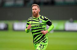 Scott Wagstaff of Forest Green Rovers Mandatory by-line: Nizaam Jones/JMP - 17/10/2020 - FOOTBALL - innocent New Lawn Stadium - Nailsworth, England - Forest Green Rovers v Stevenage - Sky Bet League Two