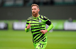 Scott Wagstaff of Forest Green Rovers Mandatory by-line: Nizaam Jones/JMP - 17/10/2020 - FOOTBALL - innocent New Lawn Stadium - Nailsworth, England - Forest Green Rovers v Stevenage - Sky Bet League Two