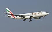 Emirates Airlines, Airbus A330-243