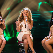 NLD/Hilversum/20141219- Finale The Voice of Holland 2014, O'Gene