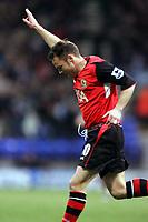 Fotball<br /> Premier League 2004/05<br /> Bolton v Blackburn<br /> 28. desember 2004<br /> Foto: Digitalsport<br /> NORWAY ONLY<br /> BLACKBURN'S  PAUL DICKOV CELEBRATES HIS GOAL