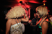Mighty! WIth the Rub: Cosmo Baker and DJ Ayers at Silk City. Halloween costume party. Hosted by DJ Dirty.