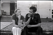 "Civil rights leader, politician, actor and former Chairman of the NAACP, Julian Bond, has died at age 75. Bond talks with People Magazine writer  Joyce Leviton during the filming of the 1977 feature film, ""Greased Lightning"".  The film starred Grier, Richard Pryor and Beau Bridges and chronicled the life of the first African American NASCAR driver - Wendell Scott."