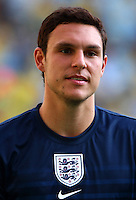 Football Fifa Brazil 2014 World Cup Matchs-Friendly / <br /> Brazil vs England 2-2  ( Jornalista Mario Filho - Maracana Stadium-Rio de Janeiro, Brazil )<br /> Alex McCarthy of England , Prior the Friendly match between Brazil and England