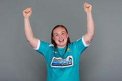 Laura Keates of Worcester Warriors Women - Mandatory by-line: Robbie Stephenson/JMP - 27/10/2020 - RUGBY - Sixways Stadium - Worcester, England - Worcester Warriors Women Headshots