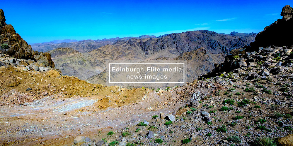 The view from the top of the Tizi N'Tazezert pass, Morocco<br /> <br /> (c) Andrew Wilson   Edinburgh Elite media