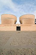 The Cymbalista Synagogue and Jewish Heritage Center, Tel Aviv University, Tel Aviv, Israel