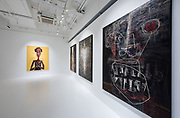 GATOT PUJIARTO SOLO EXHIBITION in Asia <br /> Pearl Lam Galleries at SOHO 189 on Jan 13, 2016, in Hong Kong, China.