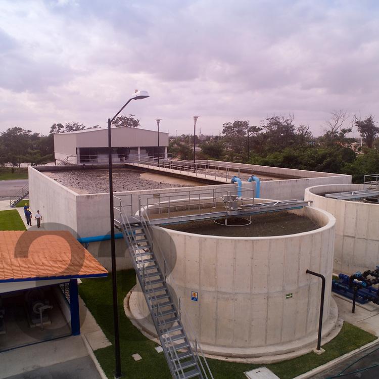Aguakan, tratamiento de aguas negras en Cancun, Quintana Roo