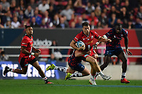 Rugby Union - 2021 / 2022 Gallagher Premiership - Round One - Bristol vs Saracens - Ashton Gate - Friday 17th September 2021<br /> <br /> Saracens' Alex Lewington in action during this evening's game.<br /> <br /> COLORSPORT/Ashley Western