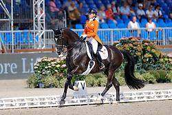 Van Baalen Marlies, NED, Go Legend DVB<br /> European Championship Dressage - Hagen 2021<br /> © Hippo Foto - Dirk Caremans<br /> 07/09/2021
