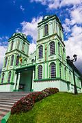 Catholic Temple of North Sarchi, Sarchi, Alajuela Province, Costa Rica