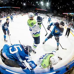 20170510: FRA, Ice Hockey - IIHF World Championship 2017, Finland vs Slovenia