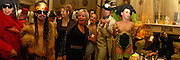 Charlie Bubbles in red, Simon Rose, Izshe Anybodi.. Philip Sallon and Bruce Fielding Joint birthday party. Home House. London. 12  November 2005 . ONE TIME USE ONLY - DO NOT ARCHIVE © Copyright Photograph by Dafydd Jones 66 Stockwell Park Rd. London SW9 0DA Tel 020 7733 0108 www.dafjones.com