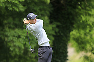 Niall McDermott (Co. Sligo) during the final round of the Connacht Boys Amateur Championship, Oughterard Golf Club, Oughterard, Co. Galway, Ireland. 05/07/2019<br /> Picture: Golffile   Fran Caffrey<br /> <br /> <br /> All photo usage must carry mandatory copyright credit (© Golffile   Fran Caffrey)