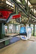 Skyline aerial tramway, Queenstown, Otago, South Island, New Zealand