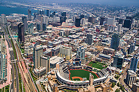 Harbor Drive & PETCO Park, Downtown San Diego