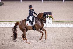 Dufour Cathrine, DEN, Bohemian, 118<br /> Olympic Games Tokyo 2021<br /> © Hippo Foto - Dirk Caremans<br /> 27/07/2021