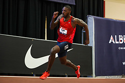 2020 USATF Indoor Championship<br /> Albuquerque, NM 2020-02-14<br /> photo credit: © 2020 Kevin Morris<br /> mens 400m,