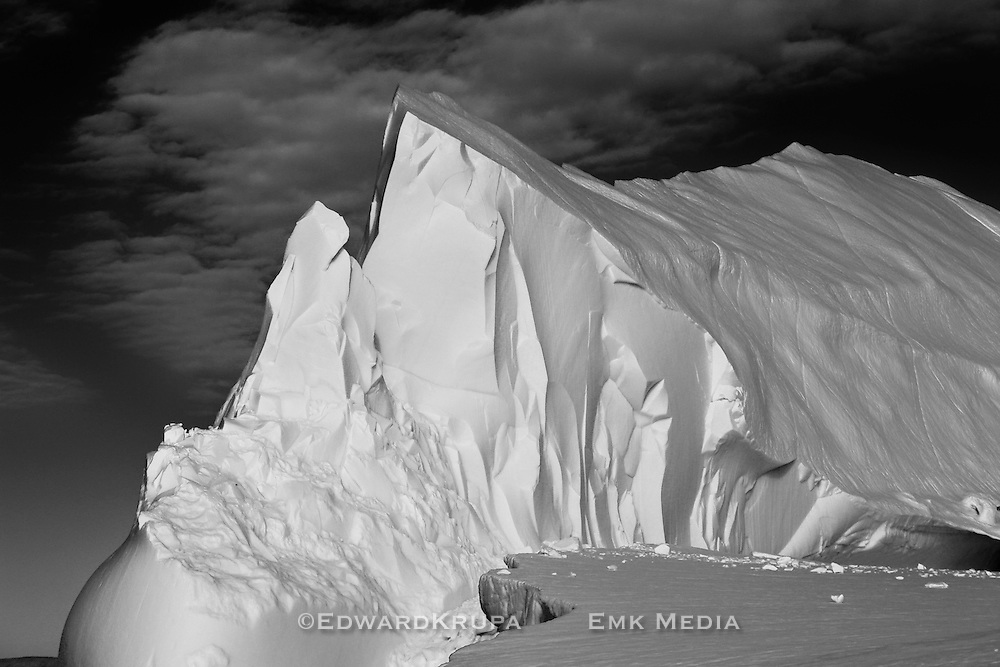 Iceberg off coast of Newfoundland 1