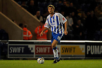 Matt Heath (Colchester). Colchester United Vs Leicester City. Coca Cola League 1. Weston Homes Community Stadium. Colchester. 30/09/2008. Credit Colorsport/Garry Bowden
