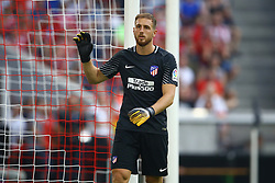 August 1, 2017 - Munich, Germany - Jan Oblak of Atletico de Madrid durign the first Audi Cup football match between Atletico Madrid and SSC Napoli in the stadium in Munich, southern Germany, on August 1, 2017. (Credit Image: © Matteo Ciambelli/NurPhoto via ZUMA Press)