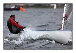 Largs Regatta Week 2011..Martin Latimer, Finn, GBR 57