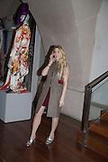 EVA MARIA SHUMAN, Isabella Blow: Fashion Galore! private view, Somerset House. London. 19 November 2013