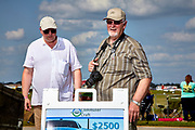 "The images in this section are of visitors to the Commuter Craft booth at Sun 'n Fun in the spring of 2018.  I call 'em ""Tire Kickers,"" as most read the sandwich board information, and moved on.  All of the images were created by using a Profoto strobe, and a Profoto Magnum reflector to balance the harsh Florida sun.  <br />