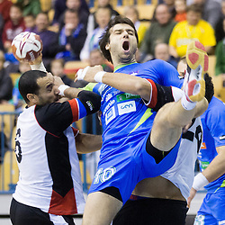 20141227: SLO, Handball - Friendly match, Slovenia vs Egypt