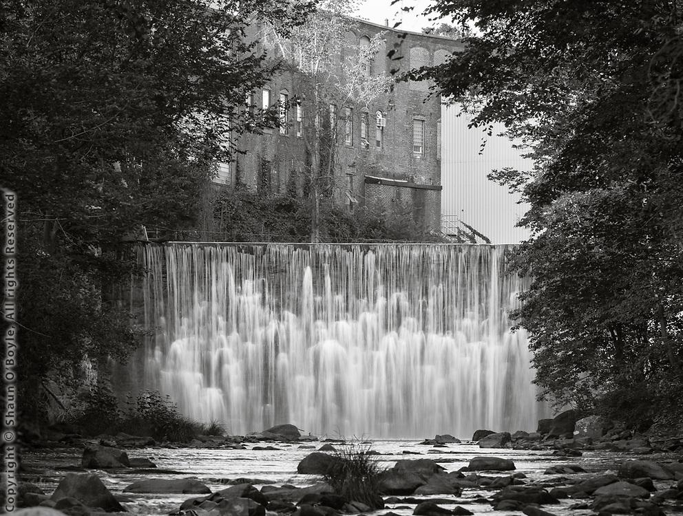 Byron Weston Dam #2, Dalton, MA