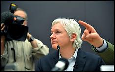 Julian Assange Press Conference