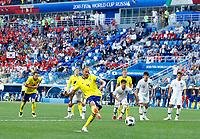Andreas Granqvist (Sweden) scores the decisive penalty<br /> Nizhny Novgorod 16-06-2018 Football FIFA World Cup Russia  2018 <br /> Sweden - South Korea / Svezia - Corea del Sud <br /> Foto Matteo Ciambelli/Insidefoto