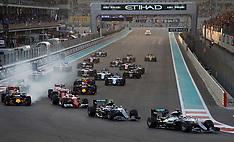 Abu Dhabi Grand Prix - 27 Nov 2016