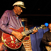 Chuck Berry, The Duck Room, January 19, 2011