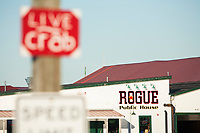 Rogue Brewery in Astoria, Oregon.