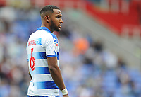 Reading's Liam Moore<br /> <br /> Photographer Kevin Barnes/CameraSport<br /> <br /> The EFL Sky Bet Championship - Reading v Bolton Wanderers - Saturday 18th August 2018 - Madejski Stadium - Reading<br /> <br /> World Copyright © 2018 CameraSport. All rights reserved. 43 Linden Ave. Countesthorpe. Leicester. England. LE8 5PG - Tel: +44 (0) 116 277 4147 - admin@camerasport.com - www.camerasport.com