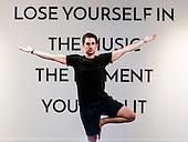 Jordan Cohen of Playlist Yoga