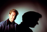 Actor-comedian and angry man, Denis Leary.