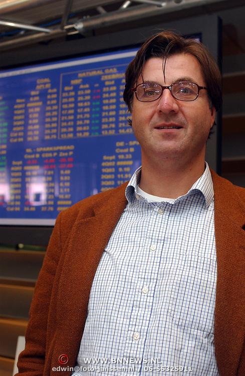 Directeur Wholesale Energy Nuon, Maarten van der Kloot - Myburg