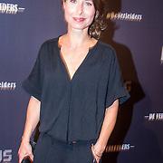 NLD/Amsterdam/20161010 -  Premiere De Verleiders: Slikken en Stikken, Sandra Mattie