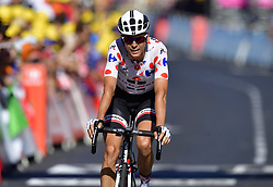 July 16, 2017 - Puy En Velay, France - Le Puy-en-Velay, France - July 16 : BARGUIL Warren of Team Sunweb during stage 15 of the 104th edition of the 2017 Tour de France cycling race, a stage of 189.5 kms between Laissac-Severac l'Eglise and Le Puy-en-Velay on July 16, 2017 in Le Puy-en-Velay, France, 16/07/2017 (Credit Image: © Panoramic via ZUMA Press)