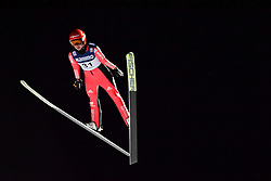 02.12.2016, Lillehammer, NOR, FIS Weltcup Ski Sprung, Lillehammer, Damen, im Bild Carina Vogt (GER) // Carina Vogt of Germany during Womens Skijumping Competition of FIS Skijumping World Cup. Lillehammer, Norway on 2016/12/02. EXPA Pictures © 2016, PhotoCredit: EXPA/ Nisse<br /> <br /> *****ATTENTION - OUT of SWE*****