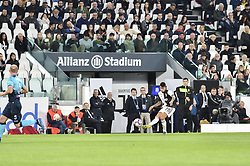 May 19, 2019 - Turin, Turin, Italy - Jo‹o Cancelo  of Juventus FC during the Serie A match at Allianz Stadium, Turin (Credit Image: © Antonio Polia/Pacific Press via ZUMA Wire)