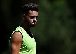 Derrick Williams of Bristol City  - Photo mandatory by-line: Joe Meredith/JMP - Mobile: 07966 386802 - 17/07/2015 - SPORT - Football - Albufeira -  - Pre-Season Training
