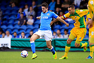 Stockport County FC 0-1 North Ferriby United FC 9.8.14