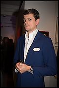 SLORD ALEXANDER SPENCER CHURCHILL, otheby's Frieze week party. New Bond St. London. 15 October 2014.